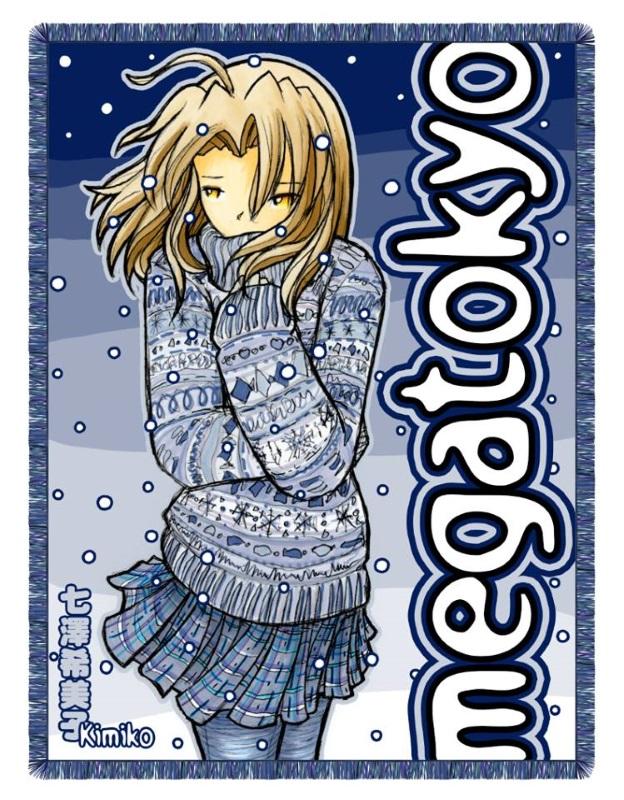 Kimiko Blanket